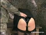 Military Interrogation And Slave Inspection