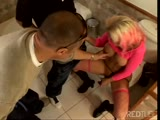 Nicki Hunter makes sperm party