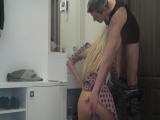Hot Blonde Russian Escort Gets Fucked